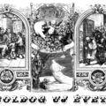 Újévi jókívánságok a 19. századból