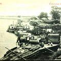 9+1 kép, milyen volt a komáromi Duna-part egy évszázaddal ezelőtt