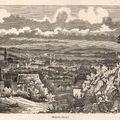 Miskolc - ahogy az 1860-as években látták