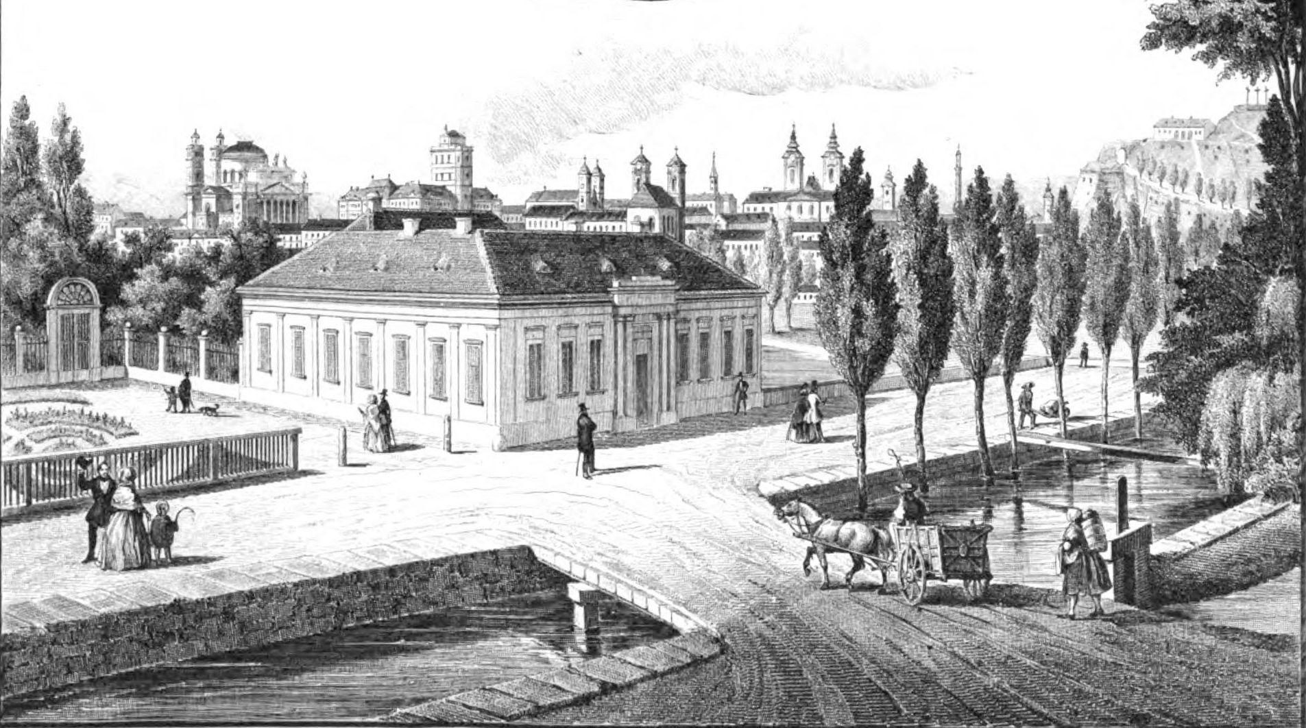 Egri városnéző séta 150 évvel ezelőtt