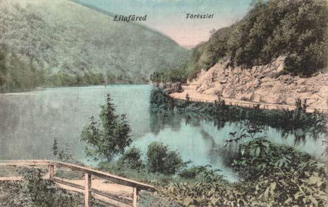 Téli látogatás Lillafüred csodavölgyében - 1929-ben
