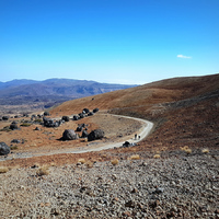 3718 méter magasan Tenerife közepén