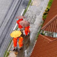 Beszélgetések egy ifjú thai szerzetes jelölttel