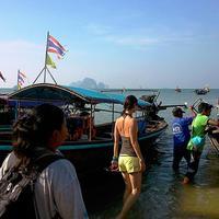 A Szerelem Istennőjének legendája - Phra Nang