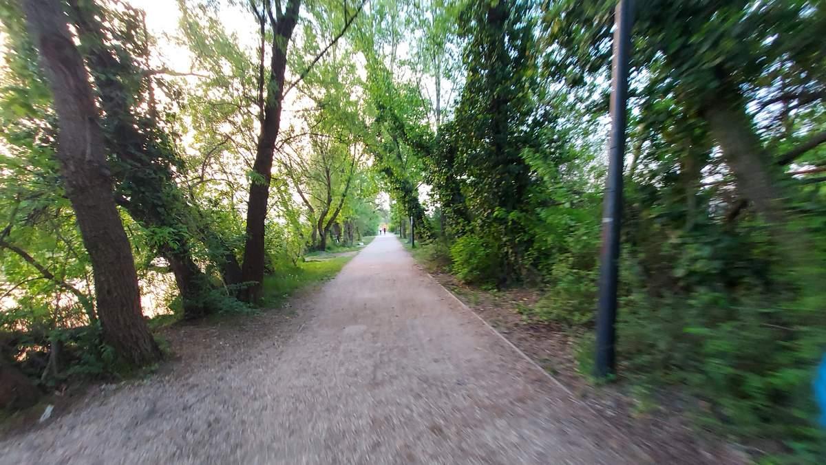 A murvás út trekkinggel járható