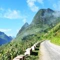 Ilyen a panoráma Vietnam legszebb útján