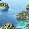 A legszebb érintetlen trópusi táj Délkelet-Ázsiában