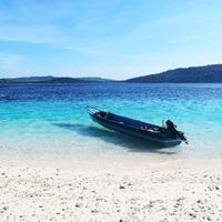 5 eldugott, gyönyörű tengerpart kelet-Indonéziában