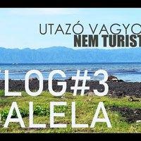 Utazó vagyok, nem turista VLOG#3 - Galela (Indonézia)