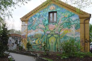 Christiania, a hippik városa Koppenhágában