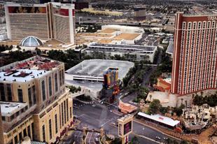 Las Vegas éjjel-nappal