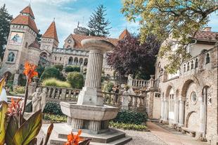 A mesebeli Bory-vár Székesfehérváron