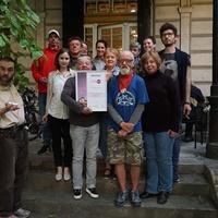 Civil díjat nyert A Város Mindenkié és az Utcajogász