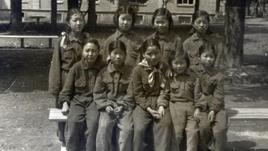 """""""Mi, észak-koreai háborús árvák, ebben az iskolában tanultunk 1953 és 1959 között"""""""