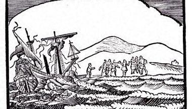 Egy hajótörés évszázadokon átívelő története