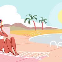 7 tipp a biztonságos napozáshoz