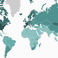 Rák a világban - Amiben csak Mongólia előz meg