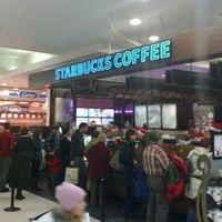 Elsőre a második Starbucksban