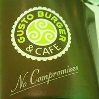 Gusto Burger & Cafe teszt
