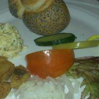 Négyfogásos korporét ebéd a Ruben étteremben