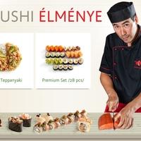 Itt a vacsi, Planet Sushi!