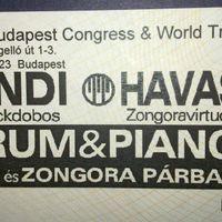 Drum & Piano Project - Havasi és Endi