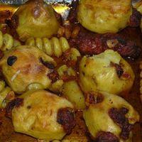 Exkluzív recept – Töltött krumpli