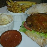 Ring Café burger teszt