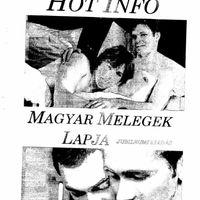 Hot Infó - Jubileumi Kiadás