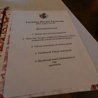 Lucullus francia vacsora @ Chez Daniel