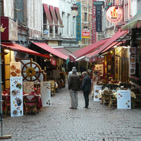Amszterdam-Brüsszel | Negyedik nap - Alors un danse