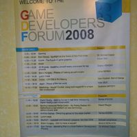 Game Developers Forum akkor és most