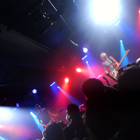 Raveonettes koncert a hajón (The Raveonettes / Hangmás, 2013. február 13.)