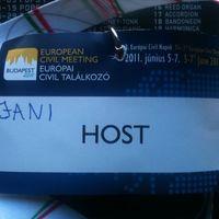 Európai Civil Találkozó 2011