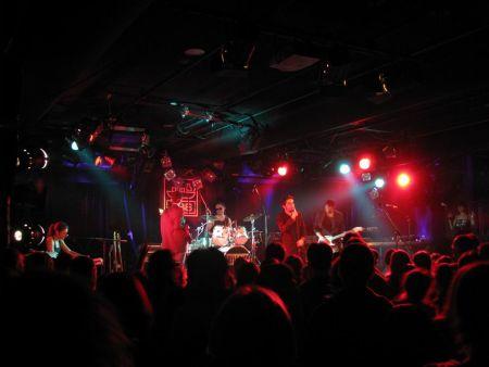 KRSA backed by Budapest Riddim Band
