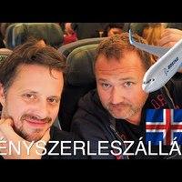 Kényszerleszállás Izlandon