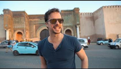 A marokkói király városa