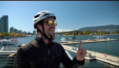 Vancouver: a világ legszebb fekvésű városa