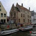 Brugge az alvó Csipkerózsika