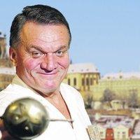 Prága polgármestere a maratonról