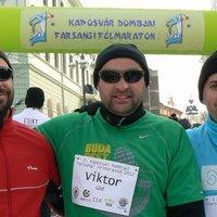Versenyverseny: Kaposvár dombjai félmaraton, 2012. február 5.