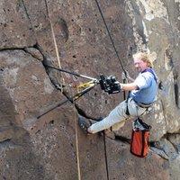 Hogyan fényképezzük kunsztok átmászását?