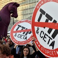CETA: bürokraták kis csoportja ráerőszakolta saját akaratát Európára