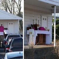 Tiltott misék? A papok megoldást találtak