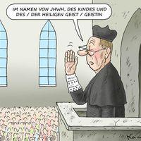 """Hivatalos: genderőrülettel terhelt Biblia kiadását rendelték meg német nyelven ... """"Uram, bocsáss meg nekik..."""""""