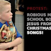 Jézus törölve a karácsonyi dalok közül