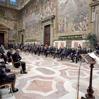 A hamispróféta lett az új európai egység mentora (Római Unió)