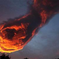 Újra feltűnt Isten keze az égen: a végidők intő jele?