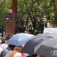 Böjte Csaba: Jézus nem nyafogott, hogy milyen fapados körülmények fogadták