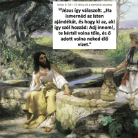 Barabbás és te-Ma beszélj valakinek hitedről!-Más nem működik- Mennyit számít a jellem?-Meríts Isten benned lévő erejéből!-Vigyázz magadra!